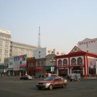 襄平街道办事处, Ляоян