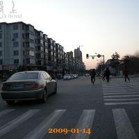 新华路与新兴街交叉, Ляоян
