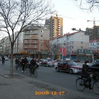 武圣路与新兴街交叉, Ляоян