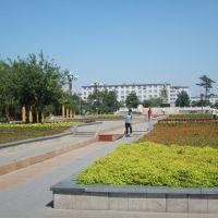文庙广场(Confucian Temple Square), Ляоян