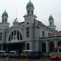 老汉口火车站(京汉火车站、大智门火车站), Ухань