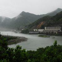 乌溪江电站电厂, Иянг