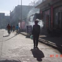 Streets in Gujiao (3), Кайфенг