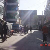 Streets in Gujiao (4), Кайфенг