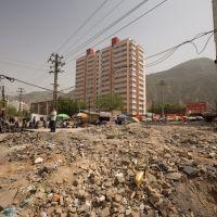 construction/demolition, Лиаоиуан