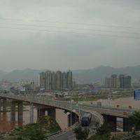 兰州远眺, Иангчау