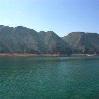 刘家峡水库 Liujiaxia Reservoir, Иангчау