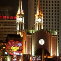盛装迎新年 (天一广场2009)Welcomes Spring Festival with dressing in new  (2009 in Tianyi square ), Нингпо