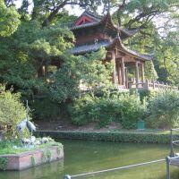 Crane Pavilion (放鹤亭), Ханчоу