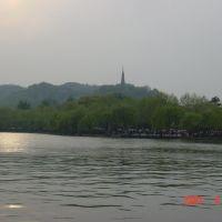 Baoshu Tower in Hangzhou, Ханчоу