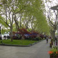 West Lake in Hangzhou, Ханчоу