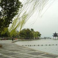 杭州西湖湖滨, Ханчоу