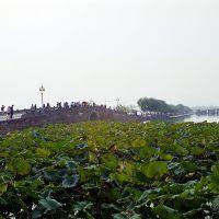 断橋 Duanqiao Bridge, Ханчоу