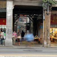 Sun Yat-sen(Zhongshan) road, Canton(Guangzhou),China, Гуанчжоу