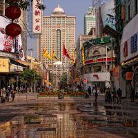 Beijing Lu Pedestrian Street, Guangzhou, China, Гуанчжоу