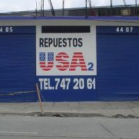 Repuestos USA 2, Апаран