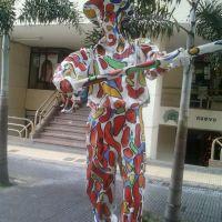 Escultura, Апаран
