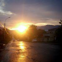 Vanadzor Sunset, Ванадзор