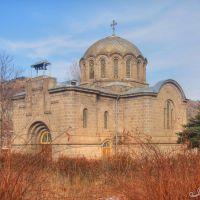 Кировакан (Ванадзор) русская церковь, Ванадзор