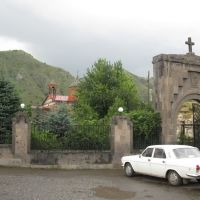 чорная церковь, Ванадзор