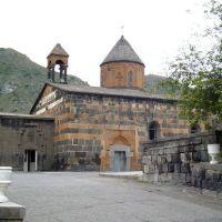 Черная Церковь, Ванадзор