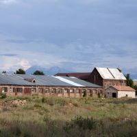 Old factory, Гюмри