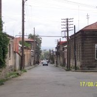 Street in Old Gyumri, Гюмри