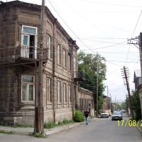 A street in Old Gyumri, Гюмри