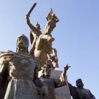 Memorial in Gyumri Centre, Гюмри