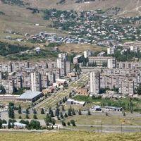 Կենտրոն և Մաքրավան թաղամասեր, Раздан