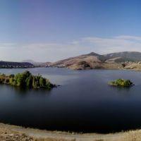 Aghbyurak Reservoir, Раздан