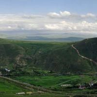 Mounts Sudaghyan (1922 m) & Klordar (1921 m), Раздан