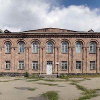 Hrazdan, high school No. 3, Раздан