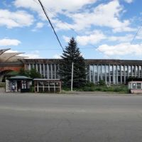 Hrazdan, Centre, Bus station, Раздан
