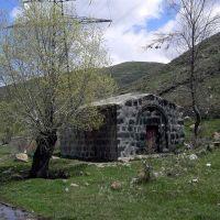 Hrazdan, Vanatur, Chapel Surb Khach, Раздан