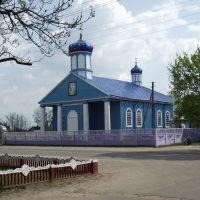 Антопаль. Царква Уваскрэшання Хрыстова. 1854, Антополь