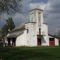 Антопаль. Касцёл Святога Андрэя Баболі, Антополь