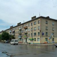 Комсомольская ул., 12, Барановичи