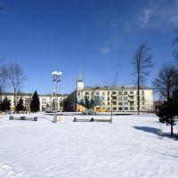 Зима, Барановичи