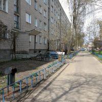 Белоозерск, 2.04.2014, Белоозерск