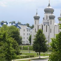 Белоозерск. Церковь / Beloozersk. Church - Июнь / June 2006, Белоозерск