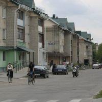 Белоозерск. Улица энергетиков/Beloozersk.Energetikov Street, Белоозерск
