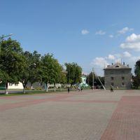 Площадь (The Squre), Белоозерск