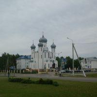 Церковь Святого Серафима Саровского, Белоозерск