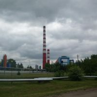 Березовская ГРЭС, Белоозерск