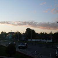 Вечерний город, Белоозерск