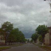 Строителей улица, Белоозерск