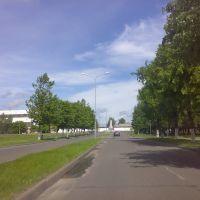 Мира проспект, Белоозерск