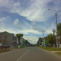 Ленина улица, Белоозерск