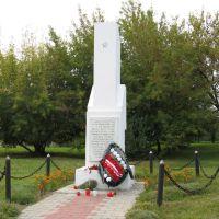 Памятник узникам концлагеря (Monuments to concentration camp inmates), Береза